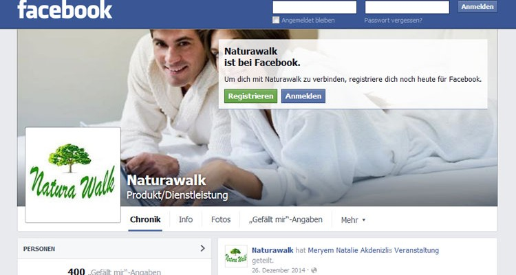 Facebook Naturawalk